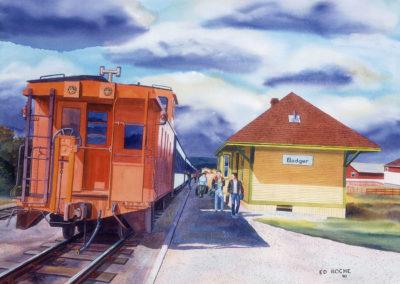 Badger Station