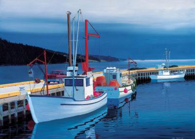 Calvert Wharf