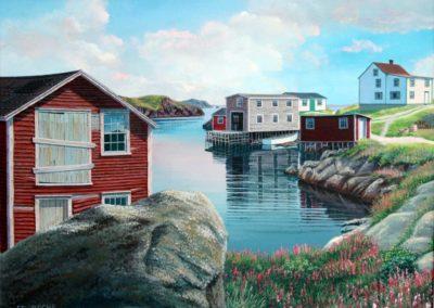 Change Islands The Quiet harbour
