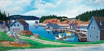 Cotterells Cove