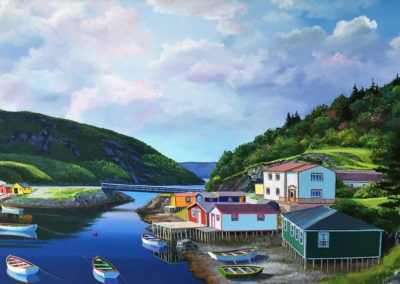English Harbour East