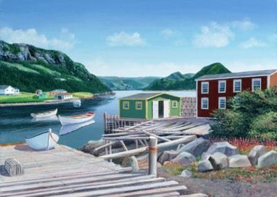 Harbour Le Cou