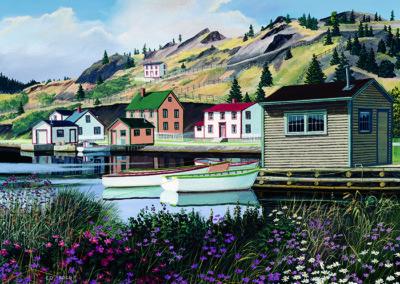 Pilleys Island Spring