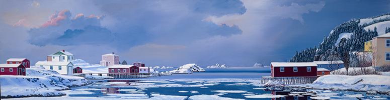 Rock Harbour Winter