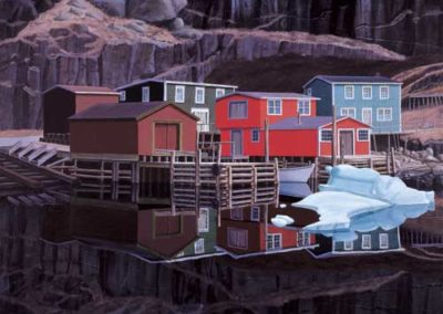 Round Harbour Spring Thaw